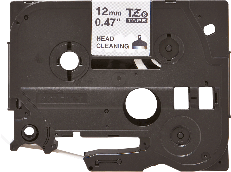Brother TZe-CL3 Printhead Cleaning Tape Cassette – 12mm wide