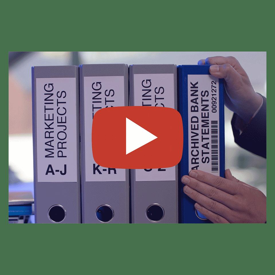 QL-600B Postage and Address Label Printer 9