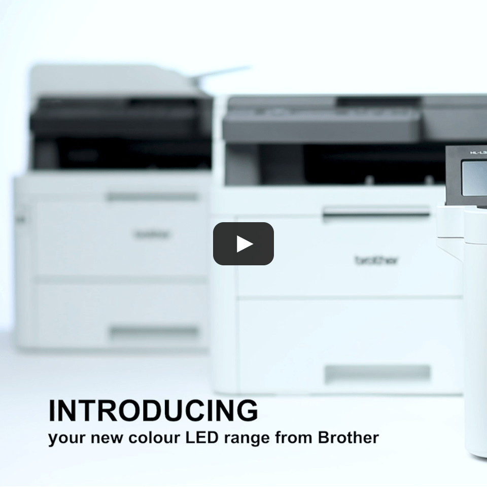 DCP-L3510CDW 3-in-1 Wireless colour LED laser printer  6