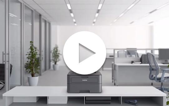 HL-L2340DW Wireless Mono Laser Printer 4