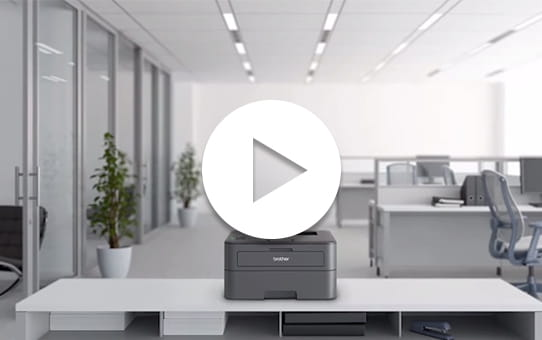 HL-L2365DW Professional Mono Laser Printer + Wi-Fi 4