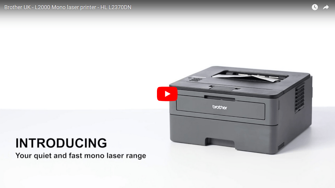 HL-L2370DN Compact Mono Laser Printer 8