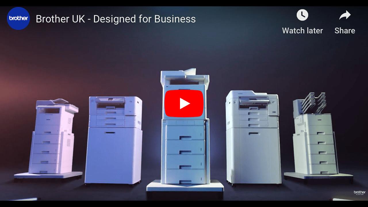 HL-L9310CDW Business Level Wireless Colour Printer 7