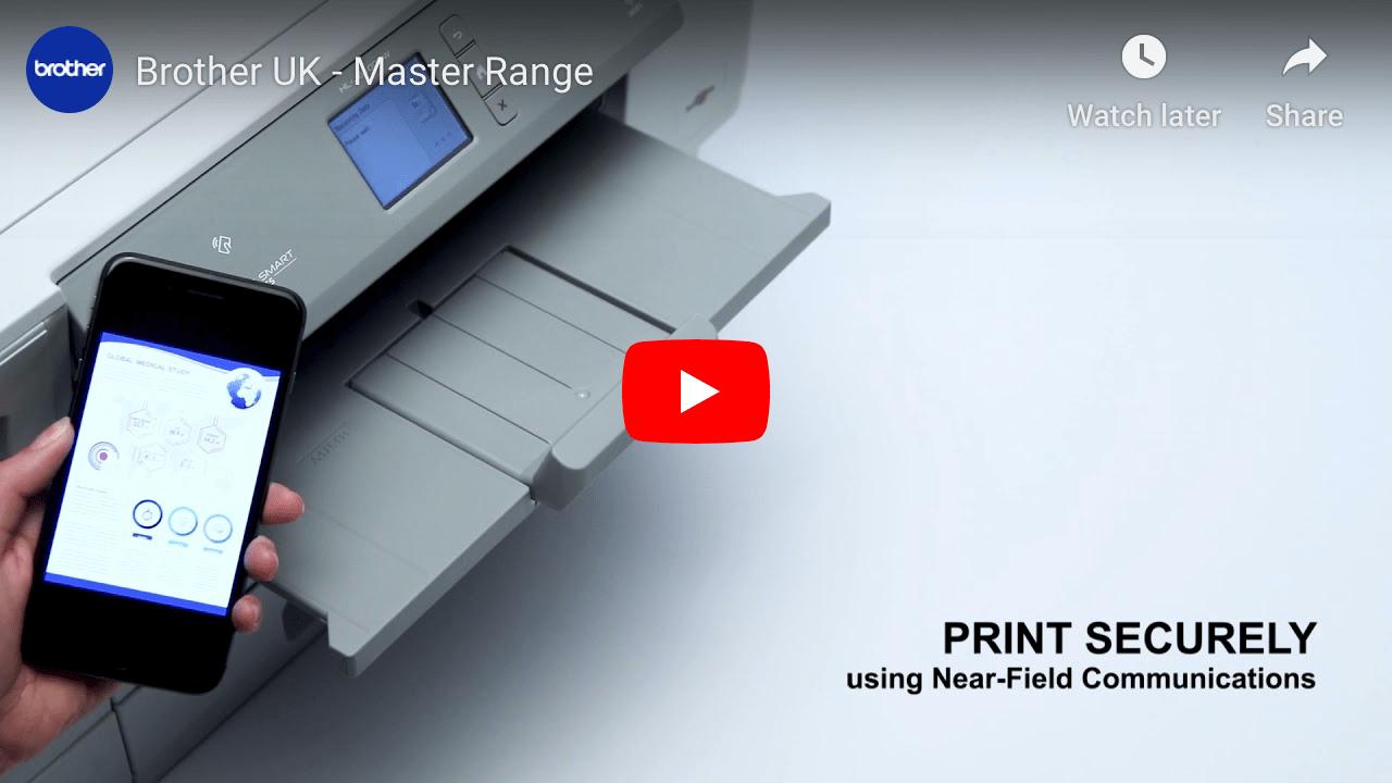 HL-J6000DW Colour Wireless A3 Inkjet Printer 9