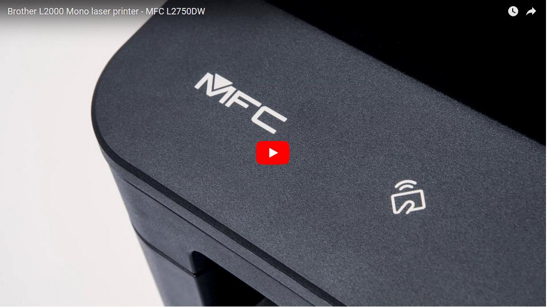MFC-L2750DW Wireless & Network 4-in-1 Mono Laser Printer  7