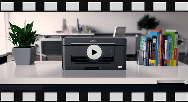 MFC-J5320DW Business Smart Inkjet 5