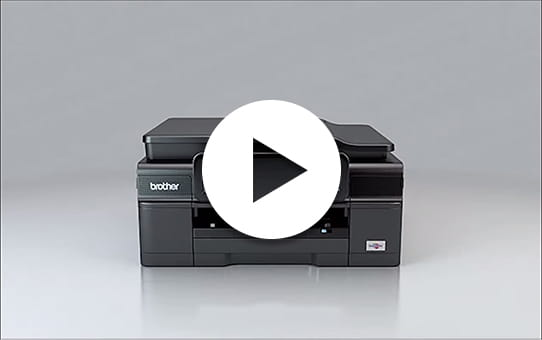 MFC-J650DW All-in-One Inkjet Printer + Duplex, Fax and Wireless 4