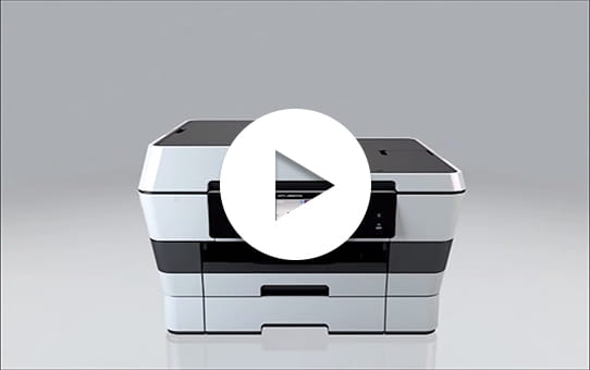 MFC-J6920DW All-in-One A3 Inkjet 4