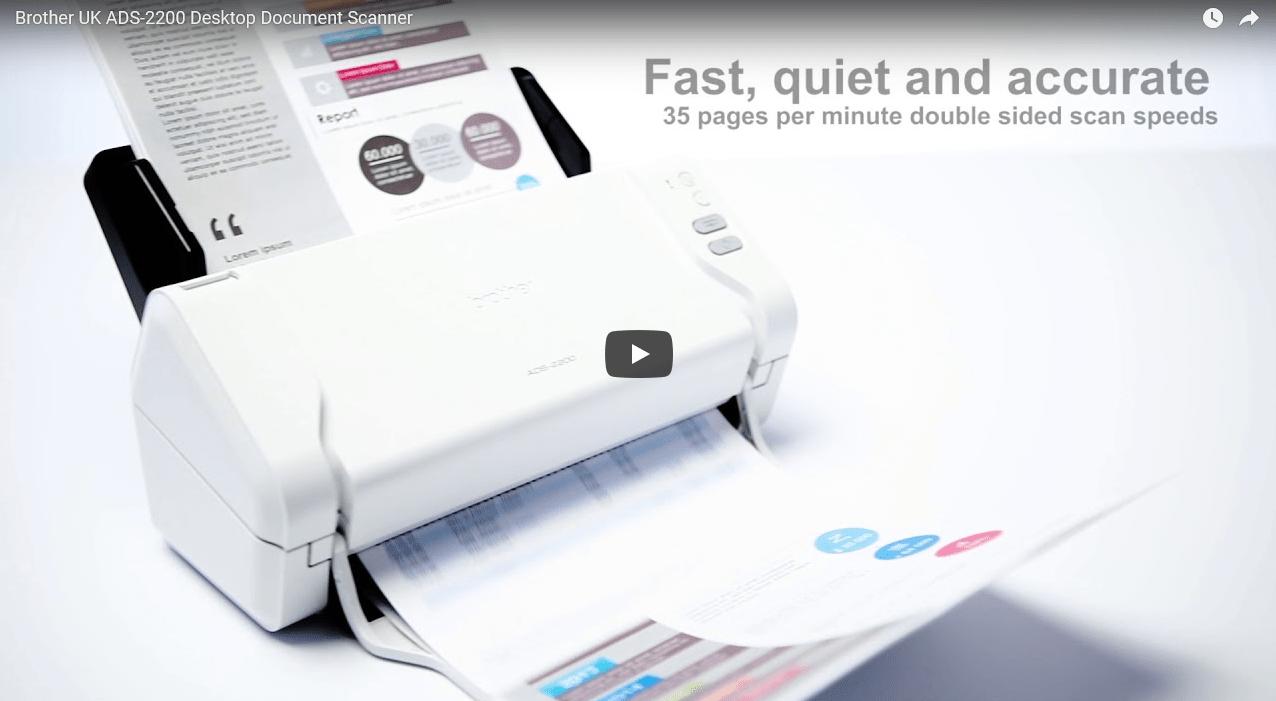 ADS-2200 Desktop Document Scanner 11